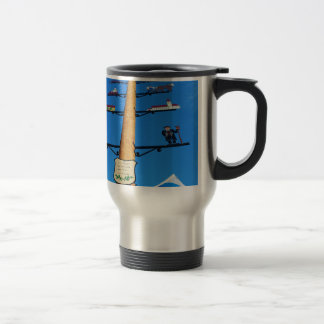 Maypole Travel Mug