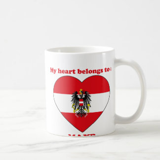 Mayr Classic White Coffee Mug