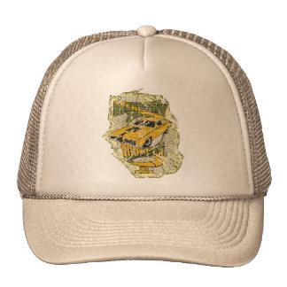 maytriz, don`t follow styles, start them! trucker hat
