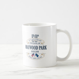 Maywood Park, Oregon 50th Anniversary Mug