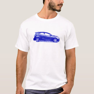 Maz Speed 3 2010 streaked T-Shirt