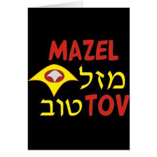 Mazal Tov Card