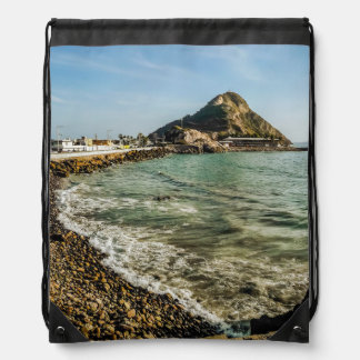 Mazatlán Sinaloa - Beach Resort Town in Mexico Drawstring Bag