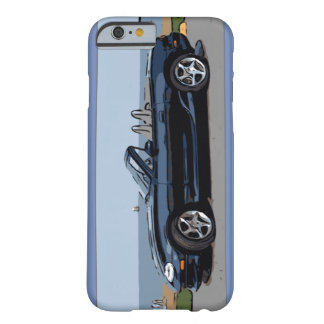 MAZDA MIATA - ROADSTER BARELY THERE iPhone 6 CASE