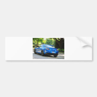 Mazda RX-7 Bumper Sticker
