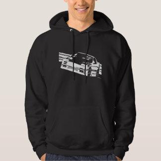Mazda RX-7 FC3S Sideways Hooded Sweatshirt
