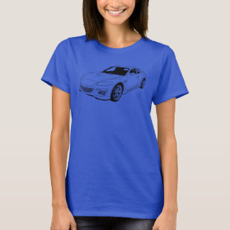 Mazda RX-8 T-shirt