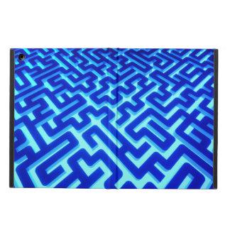 Maze Blue iPad Air Case