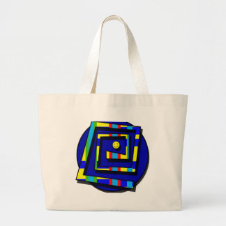 Maze Large Tote Bag