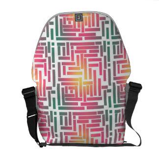 Maze Messenger Bags
