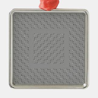 maze metal ornament