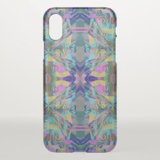 Maze of Color iPhone X Case