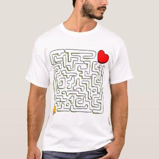 Maze of love T-Shirt