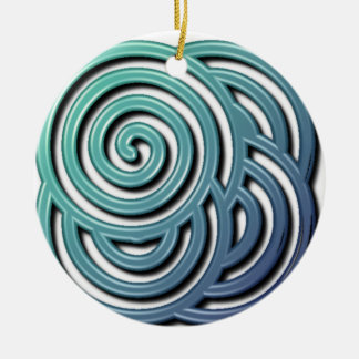 Maze Ornament