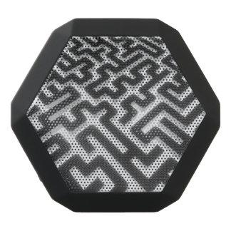 Maze Silver Black Black Bluetooth Speaker