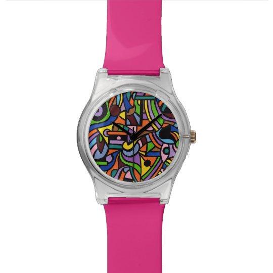 Maze Wristwatch