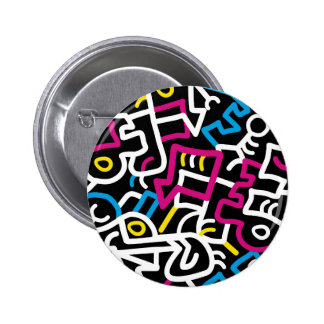 Mazed and Confused 2 Inch Round Button