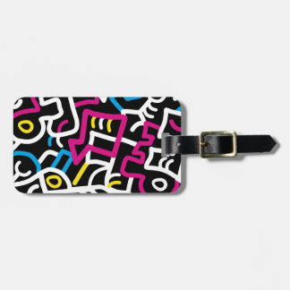 Mazed and Confused Luggage Tag