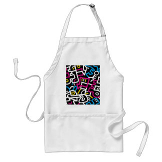 Mazed and Confused Standard Apron