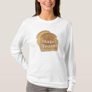 Mazel Toast t-shirt