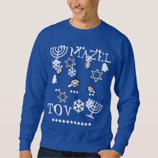 Mazel Tov Ugly Haunakka Sweater