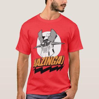 Mazinga! I'm a nerd. T-Shirt