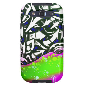 MAZO by smokeINbrains Samsung Galaxy S3 Covers