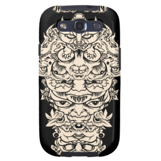 MAZO by smokeINbrains Samsung Galaxy SIII Cover