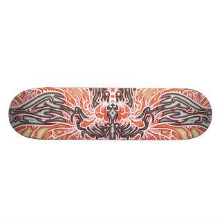 MAZO by smokeINbrains Skate Board Deck