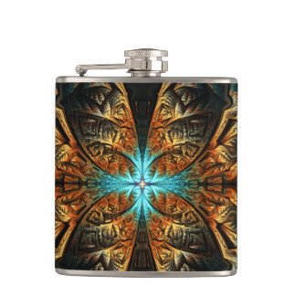 Maztec Charm Hip Flask