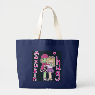 Mazukin-hug Large Tote Bag