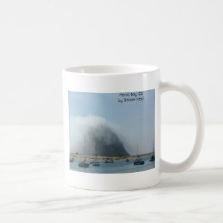 MB Fog, Morro Bay, CAby Barbara Earl Coffee Mug