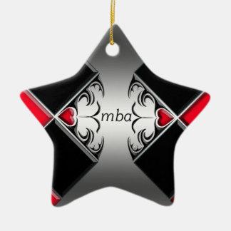 mba ceramic ornament