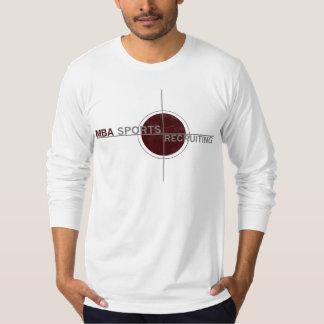 MBA Sports Recruiting long T-Shirt