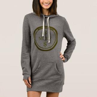 MBF Women's hoodie Dress