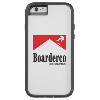 mBoarderco skateboards logo Tough Xtreme iPhone 6 Case