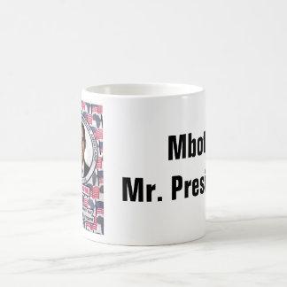 Mbote, Mr. President! Coffee Mug