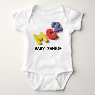 MC2 BABY GENIUS BABY BODYSUIT