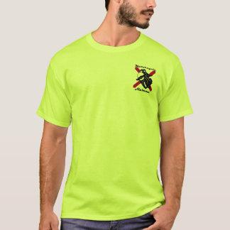 MC-AL Light T-shirt w/ Black Letters