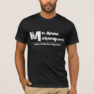 Mc Aree Motorsport 4 T-Shirt