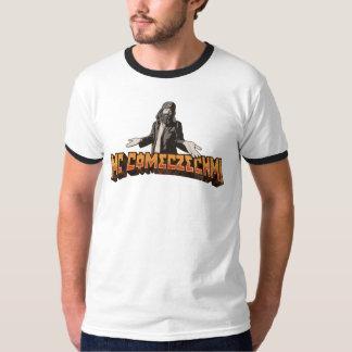 MC Comeczechmi ringer T-Shirt