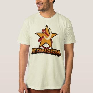 MC Comeczechmi - Russian MIC & Sickle T-Shirt