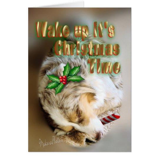 MC Dixie Christmas-customize Card