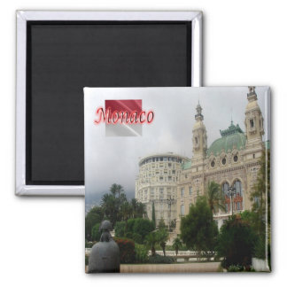 MC - Monaco - Hotel Hermitage and the Casino Opera Magnet