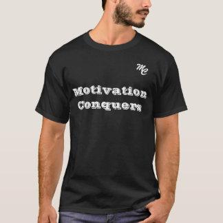 MC Motivation Conquers T-Shirt