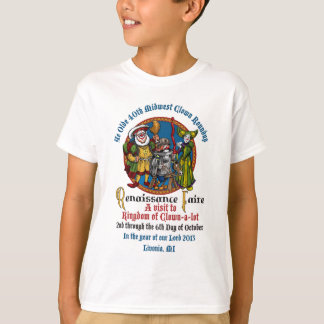 MCA 40th Kids Shirt