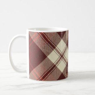 McAleer Gigha Cherry Tartan Mug