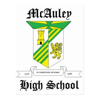McAuley High School Postcard
