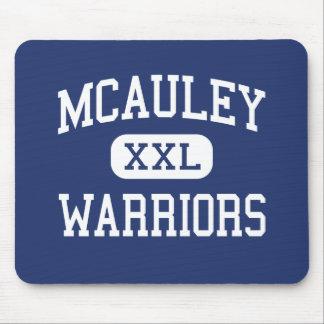 McAuley - Warriors - Catholic - Joplin Missouri Mouse Mat