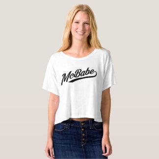 McBabe - BLACK INK T-shirt